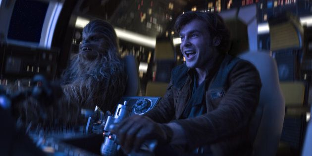 Alden Ehrenreich est Han Solo jeune dans ce spin-off de la saga