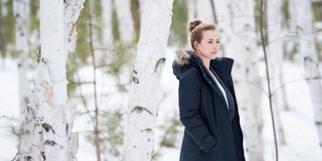 Karine Vanasse, détective aguerrie dans