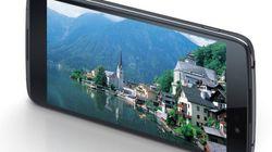 BlackBerry lance un nouveau téléphone