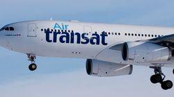 Écosse: les pilotes d'Air Transat libérés sous