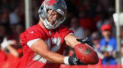 Le Québécois Antony Auclair fait son entrée dans la NFL avec les Buccaneers de Tampa