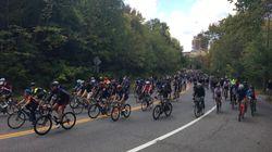 Des cyclistes manifestent contre le peu d'actions pour les