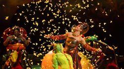 «Ovo» et le Cirque du Soleil inaugurent la Place