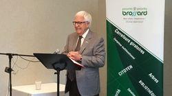 Contre vents et marées, le maire de Brossard sollicite un nouveau