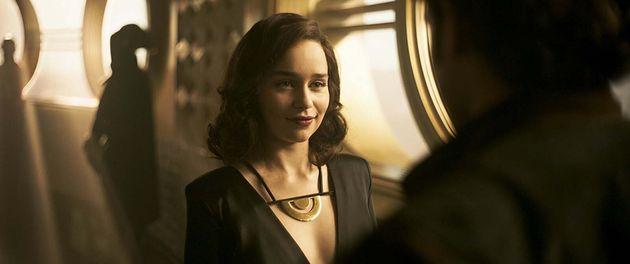 Emilia Clarke dans le rôle de