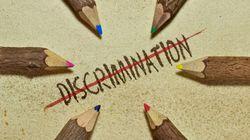 Face à la discrimination, point de