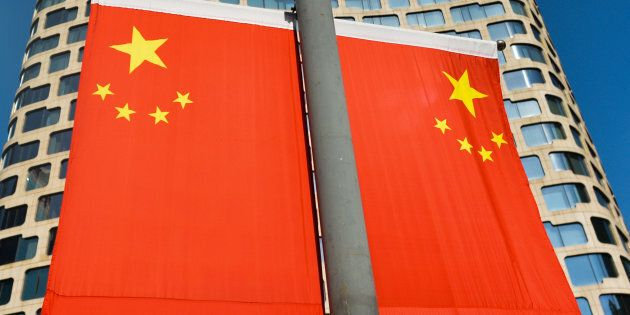 Outrage à l'hymne national: la Chine menace, Hong Kong dans le
