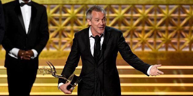 Jean-Marc Vallée récompensé pour «Big Little Lies» aux Emmy