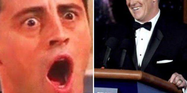 Emmy Awards: l'invitation de Sean Spicer, ancien porte-parole de Trump, a fait