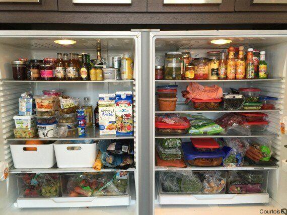 Dans le frigo... d'Anik