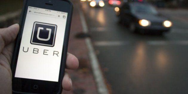 Recour collectif: Uber verse 100 millions à ses chauffeurs