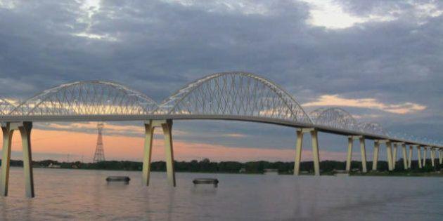 Un nouveau pont entre Sorel et Lanoraie en