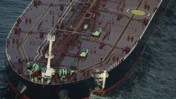 Le pétrolier échoué au large de la Nouvelle Écosse