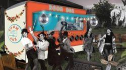 Boom Box, la roulotte itinérante qui veut faire danser les