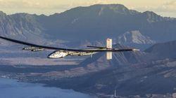 Solar Impulse 2 en route pour San