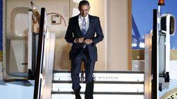 Déjeuner royal et référendum pour la visite d'Obama au