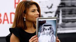 L'épouse de Raif Badawi garde
