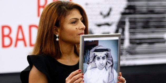 L'épouse de Raif Badawi garde «espoir» pour sa