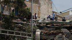 Mexico: les images impressionnantes du séisme de magnitude