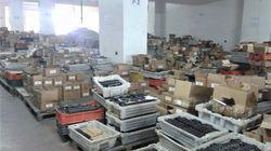 Casablanca: saisie de 12.000 unités de plaquettes de frein