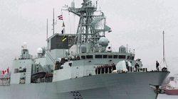 Marine canadienne: 50 M$ pour des systèmes de