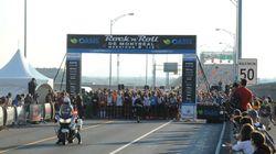 Le marathon de Montréal est