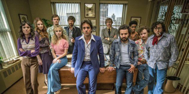«Vinyl» de Martin Scorsese, Terence Winter et Mick Jagger: Sexe, drogue et rock'n'roll, évidemment
