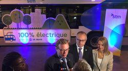 Montréal achètera 40 autobus électriques