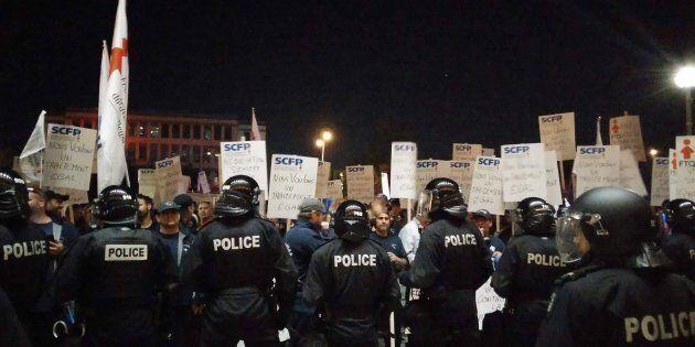Grève des cols bleus de Laval dès le 9
