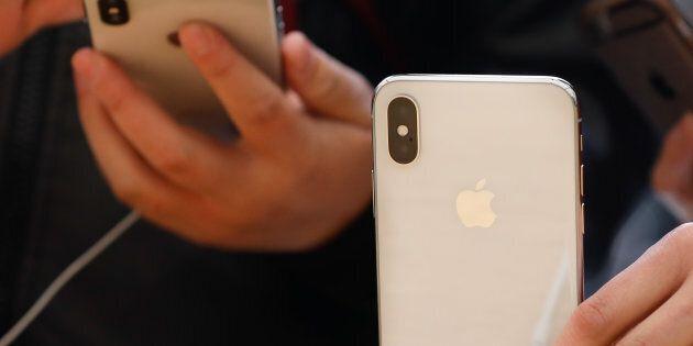 Telus croit pouvoir profiter du iPhone pendant la saison des