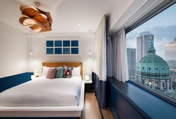 John Lennon et Yoko Ono à Montréal, un «bed-in» réinventé par le Reine