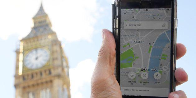 Uber perd son procès à Londres et devra payer ses chauffeurs au salaire
