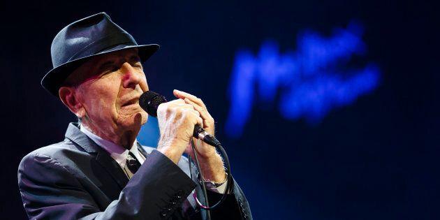 L'esprit de Leonard Cohen souffle sur le