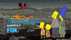 Les Simpson de retour... dans l'univers de Game of