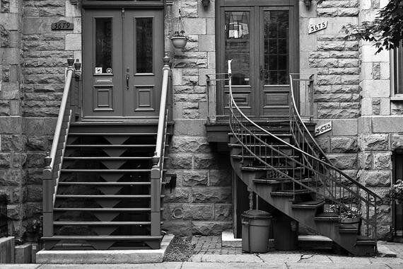 Les escaliers de Montréal: une histoire fascinante et un symbole