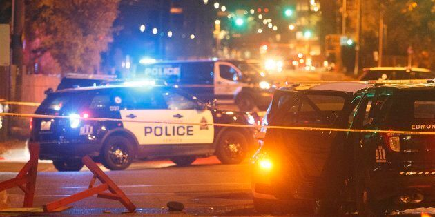 Attaque terroriste à Edmonton: cinq personnes blessées dont un