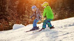 En ski cette