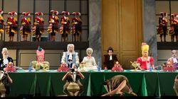 BLOGUE Réjouissante mise en scène pour « La Cenerentola » à l'Opéra de