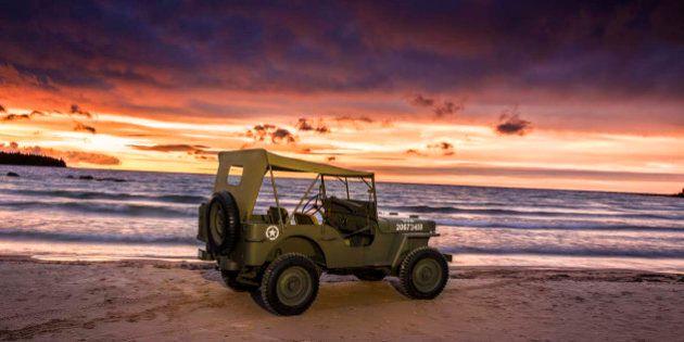 Concept Willys Salute : célébrer les 75 ans de Jeep en revenant aux sources