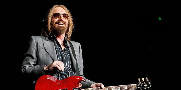 Le rocker Tom Petty est