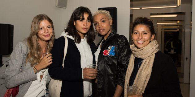 Styles de soirée: le lancement de la 21e édition du magazine Little