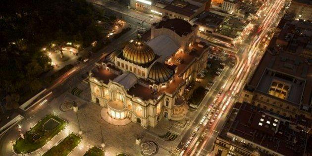 Visitez Mexico, la cité