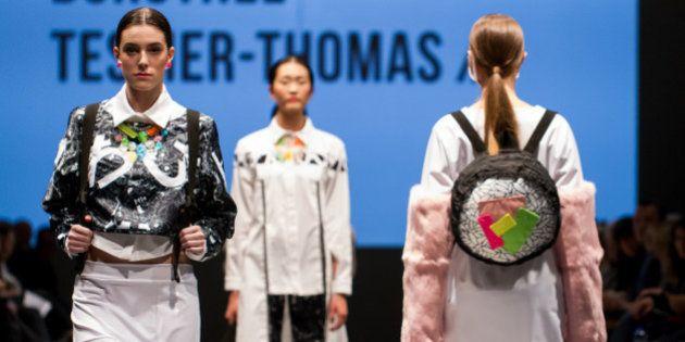 Styles de soirée: le défilé des finissants de l'École supérieure de mode de l'ESG UQAM
