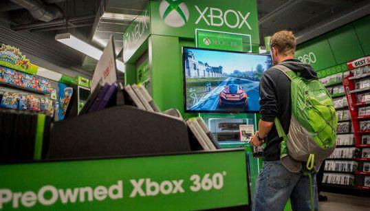 La fin de la Xbox
