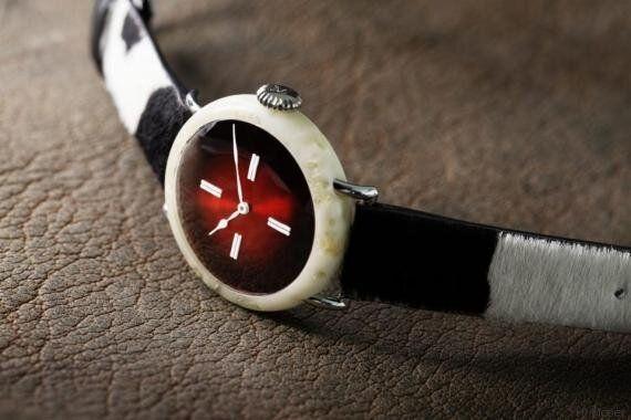 H. Moser crée une montre en fromage à un million pour dénoncer les règles sur le «fabriqué en