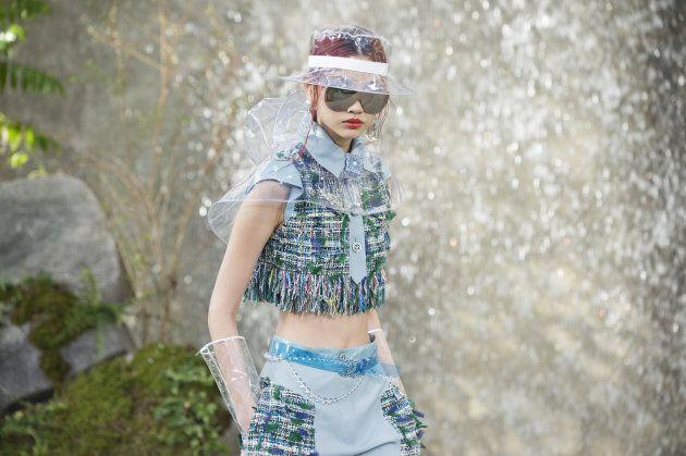7 modèles et styles insolites repérés pendant la Semaine de mode de