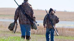 Tu aimes la chasse? Tu as moins de 10 ans? Pas un souci dans le