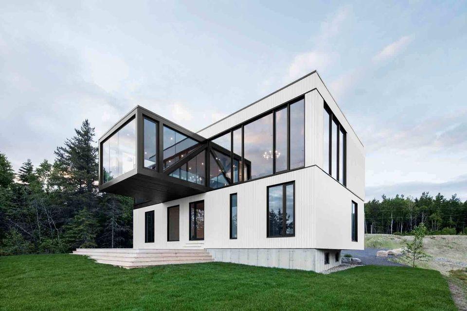 Les 11 Maisons Finalistes Pour Le Prix D Excellence En Architecture 2017 Vont Vous Faire Capoter Huffpost Quebec Vivre