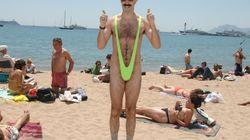 Sacha Baron Cohen propose de payer les amendes de touristes arrêtés pour avoir porté le maillot