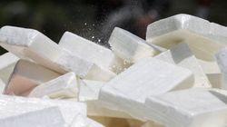 Saisie de 1,3 tonne de cocaïne au large de l'Amérique